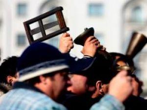 După ce recent au organizat proteste în capitală, fermierii vor primi banii de subvenţii pentru ovine, caprine şi bovine. Foto: MEDIAFAX