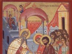 """Vovidenia: Mâine este Sărbătoarea """"Intrarea Maicii Domnului în Biserică"""""""
