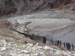 Calea ferată Gura Putnei - Nisipitu, un imens dezastru