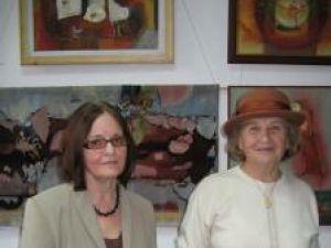 Georgeta Gheorghiu şi Eugenia Goraş