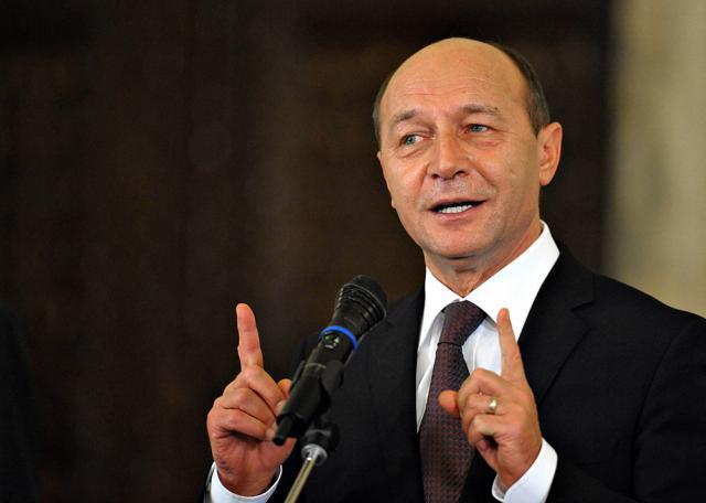 Traian Băsescu a reuşit să se detaşeze de ceilalţi candidaţi în peste jumătate dintre localităţile din judeţul Suceava. Foto: MEDIAFAX