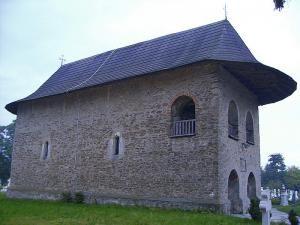 Biserica din Părhăuţi, monument istoric