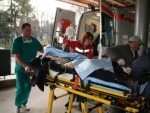 Ionel Jardă, adus de urgenţă la Spitalul Judeţean Suceava
