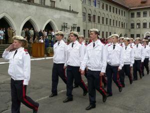 Colegiul Militar sărbătoreşte împlinirea a 85 de ani de la înfiinţare
