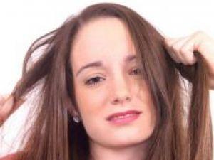 În sezonul rece părul se electrizează mai mult ca de obicei. Foto: ALAMY