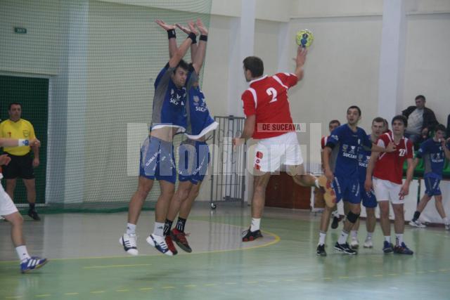 Handbal: Universitatea II a făcut scor cu LPS Piatra Neamţ