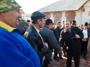 Gheorghe Flutur s-a întâlnit cu electoratul din comunele Preuteşti, Hârtop, Râşca şi Bogdăneşti