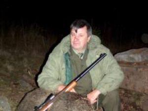 Vânătorii spanioli au împuşcat 40 de mistreţi din pădurile Sucevei