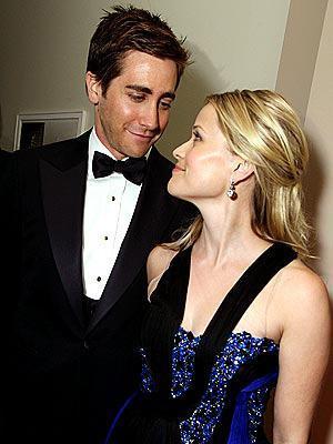 Reese Witherspoon s-ar fi despărţit de Jake Gyllenhaal
