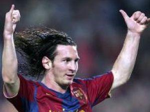 Messi a câştigat clar duelul pentru trofeul Balonul de Aur