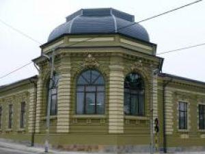 """Clădirea în care funcţionează Muzeul Apelor """"Mihai Băcescu"""" din Fălticeni"""