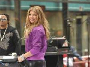 Fergie a primit scrisori de dragoste de la Daniel Day-Lewis, partenerul ei din filmul