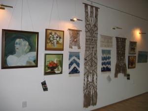 Targ de arta contemporana la City Gallery