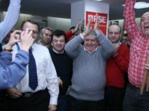 Sediul PSD Suceava a vuit de uralele echipelor de campanie