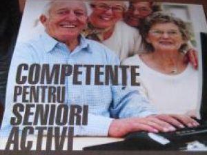 Proiect: Competenţe pentru seniori activi, la Suceava