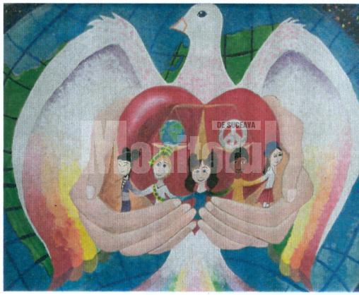 Expoziţie: Afişe pentru pace