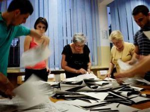 Biroul Electoral Central a terminat verificarea buletinelor nule din ţară. Foto: MEDIAFAX