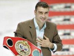 Planuri: Bute are gânduri măreţe în boxul profesionist