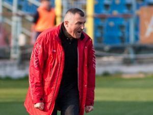 Antrenorul echipei Poli Iaşi, Petre Grigoraş. Foto: MEDIAFAX