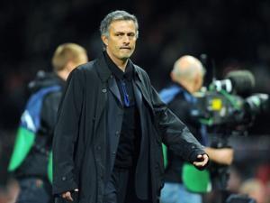 Jose Mourinho ar fi insultat un jurnalist după meciul cu Atalanta, din campionatul Italiei. Foto: MEDIAFAX