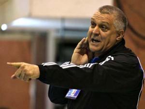 Vasile Stângă a fost propus de Comisia Tehnică a FR Handbal, pentru funcţia de principal al naţionalei masculine, tehnicianul dându-şi acceptul pentru a preluat reprezentativa. Foto: MEDIAFAX