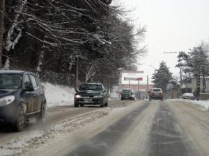 Infotrafic: Toate drumurile din judeţul Suceava sunt deschise circulaţiei