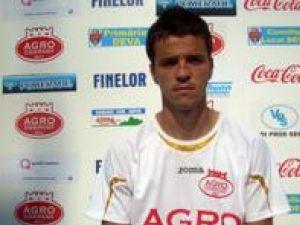 Grigoruţă poate reprezenta o soluţie pentru antrenorul Ioan Radu