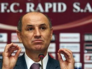 În 2008, George Copos a mai încercat să vândă clubul Rapid. Foto: MEDIAFAX