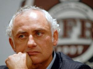 Antrenorul formaţiei CFR Cluj, Andrea Mandorlini. Foto: Raul Ştef/MEDIAFAX Foto