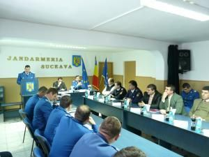 IJJ Suceava s-a clasat, constant, în primele nouă luni ale anului 2009, pe poziţiile I, II sau III la nivel naţional