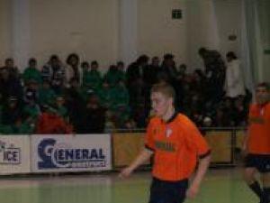 Mihai Roman a îmbrăcat din nou tricoul Cetăţii, într-un meci demonstrativ