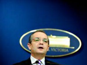 Emil Boc a anunţat un vicepremier şi 15 miniştri în noul Guvern. Foto: MEDIAFAX