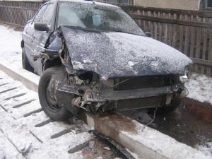 Peste 20 de accidente produse în mai puţin de o săptămână în centrul comunei Vama