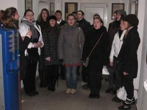 """Grupul de tineri """"Voces Christianum"""" de la Mănăstirea Sf. Ioan cel Nou Suceava"""
