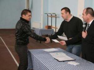 Clubul Sportiv Municipal Suceava şi-a premiat cei mai buni zece sportivi din anul 2009
