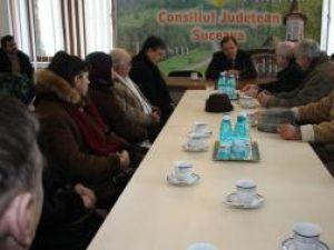 Sprijin: CJ va acorda un spaţiu pentru sediul Asociaţiei Revoluţia din Decembrie 1989 Suceava