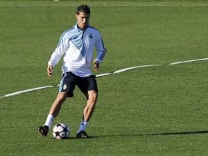 Atacantul formaţiei Real Madrid, Cristiano Ronaldo. Foto: MEDIAFAX