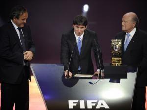 Lionel Messi este primul argentinian care primeşte această distincţie. Foto: MEDIAFAX