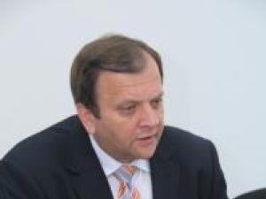 Gheorghe Flutur a precizat că valoarea investiţiilor demarate de C J în acest an este de peste 300 de milioane de euro