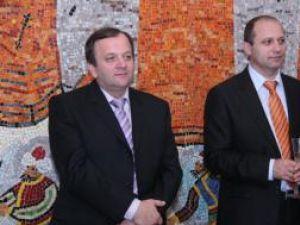 Gheorghe Flutur şi Daniel Cadariu