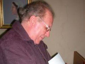 Scriitorul Ion Drăguşanul, iniţiatorul programului