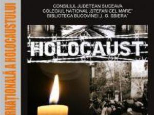 Manifestări: Ziua Internaţională a Holocaustului, la Colegiul Naţional Ştefan cel Mare
