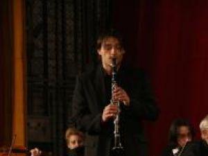 Muzicianul sucevean Horia Dumitrache
