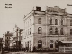 Vechi simbol al Sucevei, gara de la Iţcani a fost inaugurată pe 28 octombrie 1869