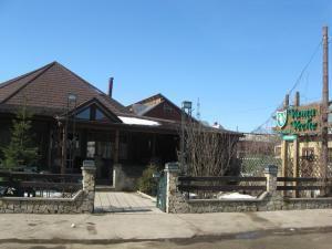 """Restaurantul """"Vama Veche"""", locul unde a izbucnit duminică altercaţia între cele doua tabere"""