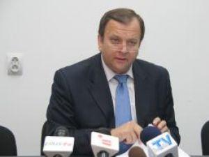 Gheorghe Flutur a declarat că de acest lucru se va ocupa ambasadorul României la Tel Aviv, E.S. Edward Iosiper