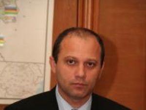 Vicepreşedintele Consiliului Judeţean Suceava Daniel Cadariu