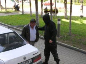 Iliuţă Suraj şi-a petrecut noaptea în arestul poliţiei