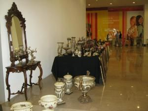 Obiecte expuse la Târgul Colecţionarilor