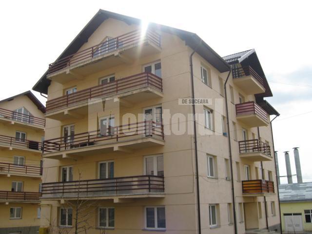 Chiriaşii blocurilor ANL din municipiul Suceava vor putea cumpăra de anul acesta locuinţa care le-a fost repartizată